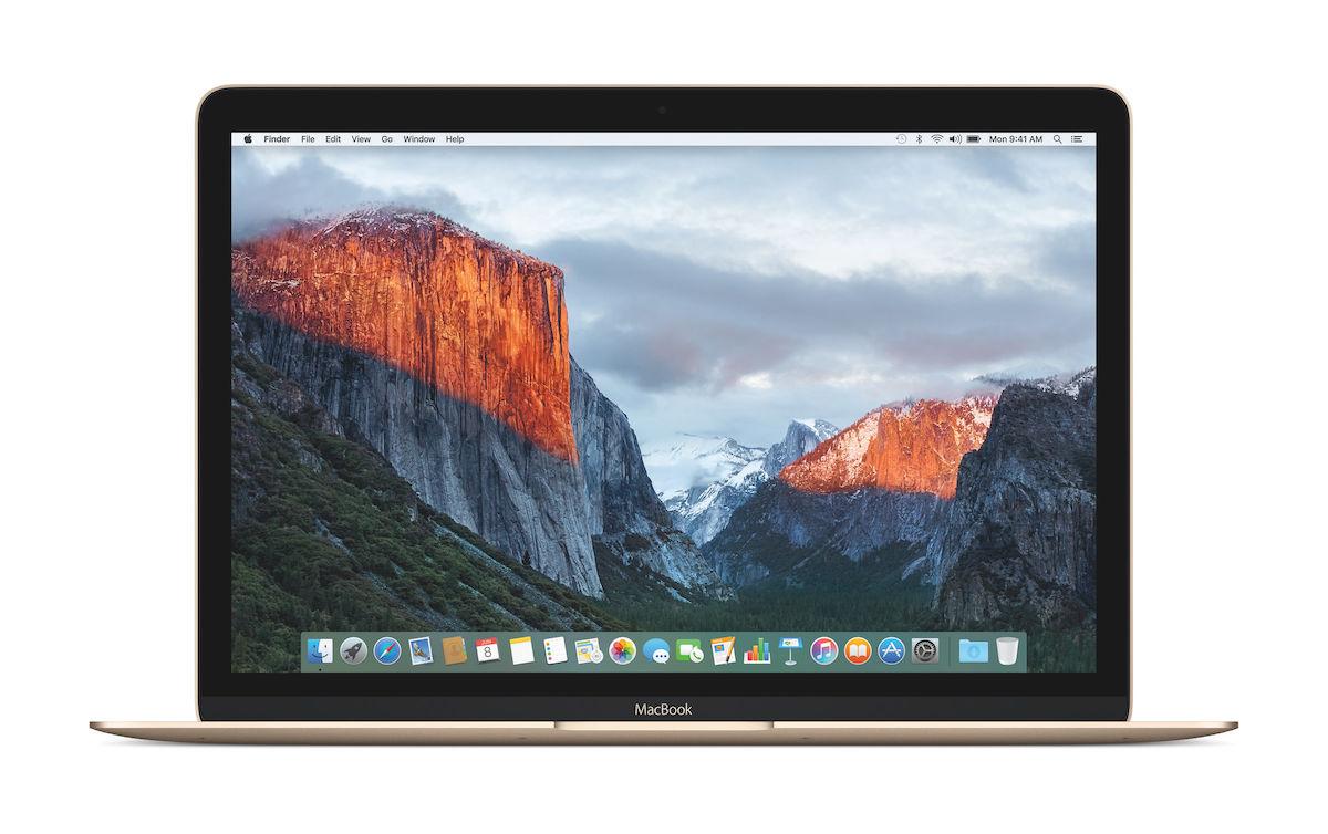【OS X El Capitan】ソフトウェア・アップデート最新版「OS X El Capitan 10.11.5」